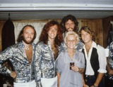 Andy Gibb Photo - Andy Gibb with Family 1979 Photo by Bob Sherman-Globe Photos Inc