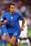 Alberto Gilardino Photo - Italy Vs Ghana 06-12-2006 Hannover Germany Photo by Richard Sellers-Globe Photos Inc 2006 Alberto Gilardino in Action