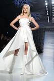 Carmen Kass Photo - Pamella Roland Fashion Show Mercedes Benz Fashion Week Lincoln Center NYC February 14 2012 Photos by Sonia Moskowitz Globe Photos Inc 2012 Carmen Kass