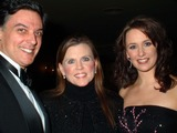 Ann Reinking Photo - Uja Federation Presents Jacobs Award For Excellence in the American Theatre to Allen J Becker the Pierre New York City 02022004 Photo by Mitchell LevyrangefindersGlobe Photos Inc 2004 Robert Cuccioli Ann Reinking and Colleen Sexton
