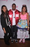 Vanessa Simmons Photo - Launch Party of Pastry Lite Shoe Collection at the Moonlight Rollerway in Glendale CA 12911 Photo by Scott Kirkland-Globe Photos   2011 Angela Simmons Nick Cannon and Vanessa Simmons