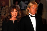 Alexander Godunov Photo - Jacqueline Bisset Alexander Godunov 1984 13140 Photo by Phil Roach-ipol-Globe Photos