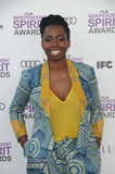 Adepero Oduye Photo - Adepero Oduye attending the 2012 Independent Spirit Awards - Arrivals Held at the Santa Monica Beach in Santa Monica California on 22512 Photo by D Long- Globe Photos Inc