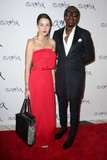 Aramis Photo - Alisa Dudareva and Aramis Zitu Alexander Attend the New York Vip Premiere of Samba the Paris Theater NYC July 16 2015 Photos by Sonia Moskowitz Globe Photos Inc