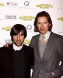 Fantastic Mr Fox Photo - November 2009 - New York NY USA - Jason Schwartzman and Wes Anderson attends Premiere of Movie Fantastic Mr Fox Presented by Fox Searchlight Pictures at Bergdorf Goodman the Mens Store Photo Credit Anthony G MooreGlobe Photos