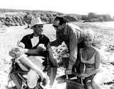 James Stewart Photo - James Stewart (L) on the Set of Mr Hobbs Takes a Vacation 1962 SmpGlobe Photos Inc