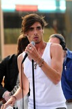 All-American Rejects Photo - Tyson Ritter of the All-american Rejects Performing on Nbcs Today Show Toyota Concert Series at Rockefeller Plaza in New York City on 07-17-2009 Photo by Ken Babolcsay-ipol-Globe Photos Inc 2009