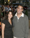 Annabella Sciorra Photo - August 2007 - New York NY USA -Annabella Sciorra and Bobby Cannavale attends Premiere Screening of John Turturros Romance  Cigarettes Movie at the Clearview Chelsea West Cinema Photo by Anthony G Moore-Globe Photos 2007