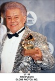 Tito Puente Photo - Tito Puente Globe Photos Inc
