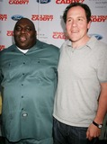 John Favreau Photo - Whos Your Caddy World Premiere Arclight Cinemas Hollywood CA 07-23-07 John Favreau and Faizon Love Photo Clinton H Wallace-photomundo-Globe Photos Inc