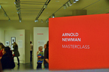 Arnold Newman Photo - Opening of the Exhibitionarnold Newman Masterclass at the Harry Ransom Center at the University of Texas at Austin02152013gallery View Facing South Photo by Jeff Newman- Globe Photos Inc