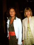 Nan Talese Photo - DIANE VON FURSTENBERGK30293MLPREMIERE OF THE DANCER UPSTAIRSHOSTED BY FOX SEARCHLIGHT PICTURES AND GAY AND NAN TALESE AT THE BRYANT PARK HOTEL SCREENING ROOM AND CELLEAR BAR IN NEW YORK CITY4292003PHOTO BYMITCHELL LEVYRANGEFINDERGLOBE PHOTOS INC  2003