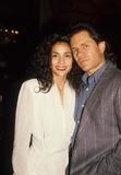 A Martinez Photo - Constance Marie with a Martinez L5799 Photo by Ed Geller-Globe Photos Inc