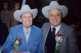 Gene Autry Photo - Tommy Lasorda with Gene Autry E7017 Photo by Nate Cutler-Globe Photos Inc