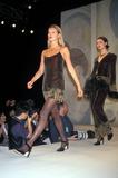Anne Klein Photo - Anne Klein by Richard Tyler Fashion Show 1994 04071994 Kate Moss Photo by John BarrettGlobe Photos