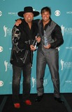 Troy Gentry Photo - The 45th Academy of Country Music Awards (Press Room) at the Mgm Grand Garden Arena in Las Vegas NV 04-18-2010 Photo by Scott Kirkland-Globe Photos  2010 K64954sk Eddie Montgomery and Troy Gentry of Montgomery Gentry