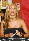 Jessica Canseco Photo - Jessica Canseco to Promote Her New Playboy Magazine and Book  Juicy  at Virgin Records in Union Square  New York City 9-6-2005 Photo Bymitchell Levy-rangefinders-Globe Photos Inc