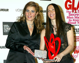 Nia Vardalos Photo - K26984SMO          SD1028GLAMOUR MAGAZINE TO SALUTE THE 13TH ANNUAL 2002 GLAMOUR WOMEN OF THE YEAR AWARD RECIPIENTS (SPONSORED BY LOREAL PARIS) HELD AT THE METROPOLITAN MUSEUM OF ART IN NEW YORK CITYPHOTO BYSONIA MOSKOWITZGLOBE PHOTOS INC   2002NIA VARDALOS_ALANIS MORISSETTE