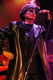 Alan Vega Photo - the Ramones Fundraiser For Cancer Research Spirit Club 530 West 27th Street New York City 1082004 Photo John Krondes  Globe Photos Inc