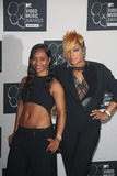 Tionne T-Boz Watkins Photo - Musicians Rozonda Chilli Thomas (L) and Tionne T-boz Watkins the Surviving Members of Tlc Pose in the Press Room of the 2013 Mtv Video Music Awards Aka Vmas at Barclays Center in Brooklyn New York USA on 25 August 2013 Photo Alec Michael
