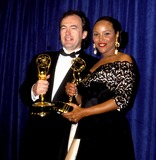 Alan Hunter Photo - Emmys Brian Gibson_lynn Whitfield Photo Byalan HunterGlobe Photos Inc