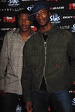 Aldis Hodge Photo - Sean Paul Honored at Teen People 2003 Artist of the Year Event Teen People Hosts Special American Music Awards Party Avalon Hollywood CA 11162003 Photo  Phil Roach  Ipol  Globe Photos Inc 2003 Edwin_aldis Hodge