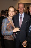 Lady Helen Windsor Photo - the Duke of Kent with His Daughter Lady Helen Windsor (Taylor) A13109 Timothy Taylor Gallery Opening Dering Street London 05202003 Photo Dave Benett Apha Globe Photo Inc