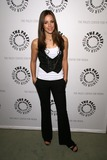 Tiffany Dupont Photo - An Evening with Greek at the Paley Center For the Media in Beverly Hills CA 04-28-2008 Image Tiffany Dupont Photo Scott Kirkland  Globe Photos