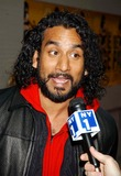 Bettie Page Photo - New York Premiere of the Notorious Bettie Page Amc Loews 19th Street East  New York City 04-10-2006 Photo by Ken Babolcsay-ipol-Globe Photosinc Naveen Andrews