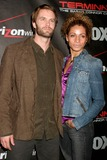 Michelle Hurd Photo - Terminator the Sarah Connor Chronicles Premiere Screening Arclight Cinerama Dome Hollywood CA 010908 Garret Dillahunt and Michelle Hurd Photo Clinton H Wallace-photomundo-Globe Photos Inc
