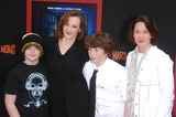 Ann Cusack Photo - Miles Burke Joan Cusack Dylan Burke and Ann Cusack During the Premiere of the New Movie From Walt Disney Studios Mars Needs Moms Held at the El Capitan Theatre on March 6 2011 in Los Angeles Photomichael Germana - Globe Photos Inc 2011