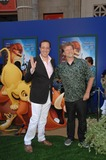 Roger Allers Photo - Bob Minkoff and Roger Allers During the Premiere Walt Disney Studios Re-release of the the Lion King 3d Held at the El Capitan Theatre on August 27 2011 in Los Angeles Photo Michael Germana - Globe Photos Inc