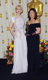 Kate Blanchett Photo - Kate Blanchette Colleen Atwood 83rd Annual Academy Awards - Pressroom Held at the Kodak Theatrelos Angelesca February 27 - 2011 photo Dlongendykeglobephotos