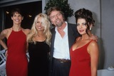 Yasmine Bleeth Photo - Pamela Anderson with Yasmine Bleeth  Richard Bronson and Alexandra Paul Baywatch 100th Episode 1994 L9665mf Photo by Michael Ferguson-Globe Photos Inc