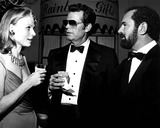 Mariette Hartley Photo - Mariette Hartley James Garner and Stuart Margolin at the Emmys 91979 1970s Nate CutlerGlobe Photos Inc