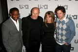 James Roday Photo - USA Network Celebrates Its Lineup of Stars at the 2008 Upfront at the Modern in New York City the Modern-nyc-032608 Dule Hillcorbin Bersen and James Roday Photo by John B Zissel-ipol-Globe Photos Inc2008