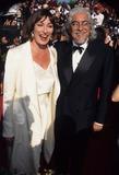 Anjelica Huston Photo - Anjelica Huston with Husband Robert Graham at the Emmy Awards 1995 K2530mr Photo by Milan Ryba-Globe Photos Inc