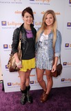 Ana Mulvoy-Ten Photo - Lollipop Theater Networks 3rd Annual Game Day at Nickelodeon Animation Studios in Burbank CA  5711  photo by Scott kirkland-globe Photos  2011jade Ramsey and Ana Mulvoy Ten
