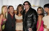 Traci Bingham Photo - Traci Bingham Website Launch Party at the Spider Club Hollywood CA 101304 Photo by ClintonhwallaceipolGlobe Photos Inc 2004 Katie Lohmann Brian Quintana ( From the Stephanie Powers Scandal ) Traci Bingham Jason Davis Guest and Jen Garnica