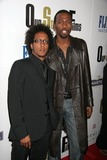Andre Royo Photo - Our Stories Films Launch Party Presented by the Weinstein Company and Rlj Companies Social Hollywood CA 10-10-2006 Andre Royo and Leon Photo Clinton H Wallace-photomundo-Globe Photos in