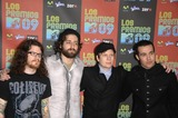Andy Hurley Photo - Andy Hurley Joe Trohman Patrick Stump and Pete Wentz of Fall Out Boy During the Los Premios Mtv Latin America 2009 Event Held at the Gibson Amphitheater on October 15 2009 in Los Angeles Photo by Michael Germana - Globe Photos Inc