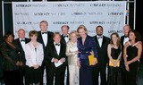 Arnold Scaasi Photo - 18th Annual Literacy Partners Gala An Evening of Readings at Lincoln Center honoring Verizon  050503  NYCltor L Ross B Dille M Barden H Stringer A Scaasi P Ladd L Smith L Pataki E Lynn Harris S Orlean B Collins D Von Furstenberg K30900AMO18TH ANNUAL LITERACY PARTNERS GALA AN EVENING OF READING HONORING VERIZON AT LINCOLN CENTER NEW YORK CITY 05052003PHOTO ANTHONY MOORE GLOBE PHOTOS INC  2003ARNOLD SCAASI MARY BETH BARDIN LAVENUS ROSS PARKER LADD  LIZ SMITH SUSAN ORLEAN E LYNN HARRIS BILL COLLINS LIBBY PATAKI AND DIANE VON FURSTENBERG