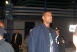 Kurt Thomas Photo - Celebrities at the Yankess Vs Red Sox Game Yankee Stadium New York City 10122004 Photo by John BarretGlobe Photos 2004 Kurt Thomas