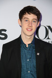 Alex Sharp Photo - Tony Awards Meet the Nominees Press Junket the Diamond Horseshoe at the Paramount Hotel NYC April 29 2015 Photos by Sonia Moskowitz Globe Photos Inc 2015 Alex Sharp