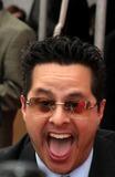 Tito Puente Photo - Apollo Theatre Foundations 70th Anniversary Benefit Celebration Apollo Theatre  New York City 03282004 Photo Rick Mackler  Rangefinders  Globe Photosinc 2004 Tito Puente Jr