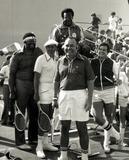 Rosey Grier Photo - Bill Cosby Rosey Grier Carl Reiner Jonathan Winters and Desi Arnaz Jr Photo Globe Photos Inc Jonathanwintersretro