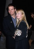 Patrick ONeal Photo -  Amelie Premiere Academy Theatre Beverly Hills CA 10092001 Rebecca Demornay and Husband Patrick Oneal Photo by Ed GellerGlobe Photos Inc