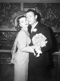 Roy Rogers Photo - Roy Rogers Wedding to Dale Evans 1948 Photo by Globe Photos