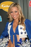 Dallas Cowboys Cheerleaders Photo - The Dallas Cowboy Cheerleaders Host Cocktail Reception to Celebrate the 2007 Nfl Postseason Sponsored by Fatheadcom 4040 Club-nyc- 011107 Andrea Richards of the Dallas Cowboy Cheerleaders Photo by John B Zissel-ipol-Globe Photos Inc2007