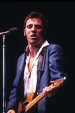 Bruce Springsteen Photo - Bruce Springsteen Photo by Globe Photos